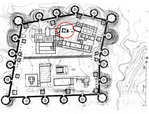 Cybeles-temple-map