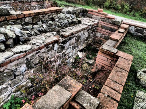La fossa sanguinis del tempio di Cibele a Felix Romuleia (Foto: SB Research Group)