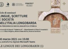 Lingue, scritture e società nell'Italia longobarda