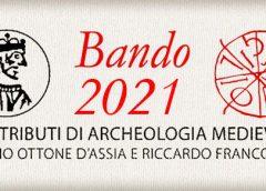 Premio Ottone d'Assia e Riccardo Francovich – SAMI – Bando 2021